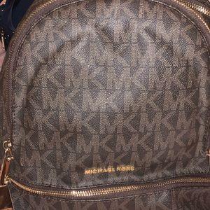 BRAND NEW MICHAEL KORS backpack